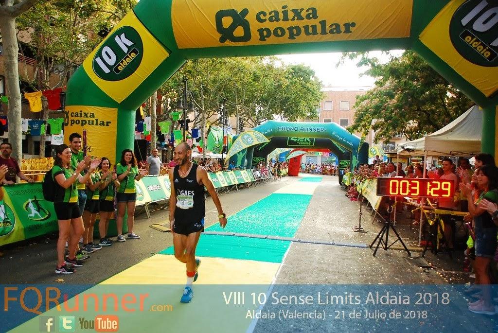 Hassan Ahouchar del Gaes Running Team