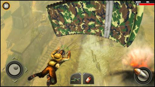 World War ww2 Firing battlegrounds: Free Gun Games android2mod screenshots 7