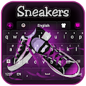 Sneakers Keyboard icon