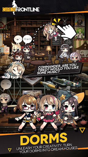 Girls' Frontline 2.005_160 screenshots 4