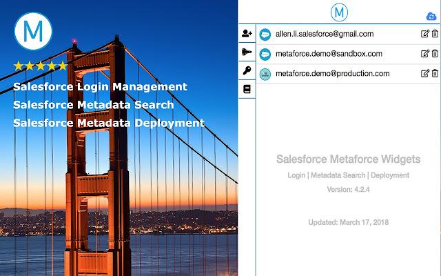 Salesforce Login & Deployer