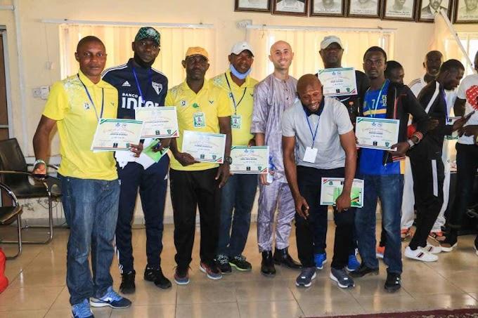 Organisers Urged To Sustain NLO Berackiah/Abigol Coaching Clinic As Programme Ends In Kaduna