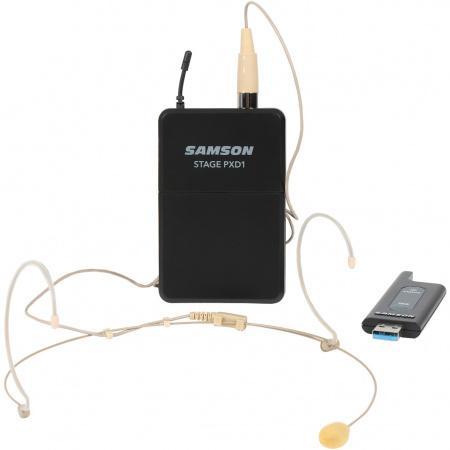 Samson Stage XPD1 Headset draadloze USB microfoon