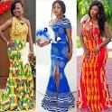 Kente Dress Design & Styles. icon