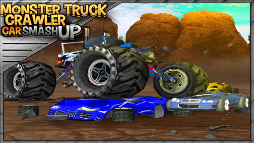 Monster Truck Crawler SmashUp