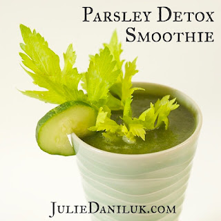Parsley Detox Smoothie