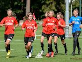📷 Ook Red Flame Julie Biesmans is opnieuw beginnen trainen, met twee extra Oranje Leeuwinnen erbij
