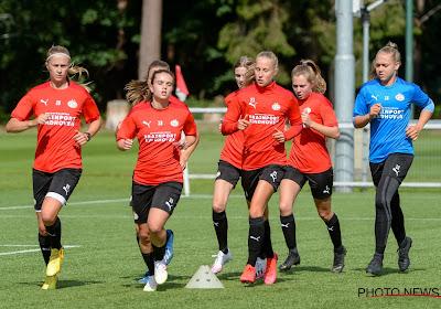 Gent Ladies zien oefenwedstrijd tegen PSV in het water vallen door coronavirus