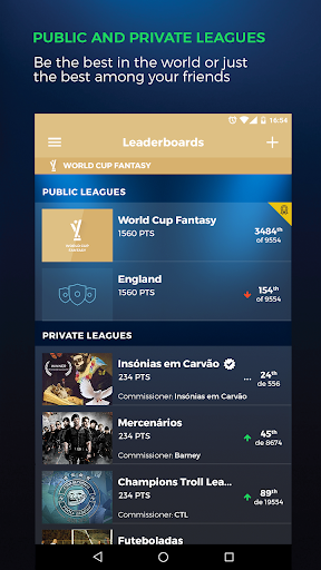 RealFevr - Fantasy Sports 4.4.6 screenshots 6