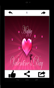 Valentine's Day Greeting Card 3.0.0 MOD Apk Download 1