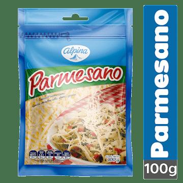 Queso ALPINA Parmesano   Maduro Duro Graso x100g