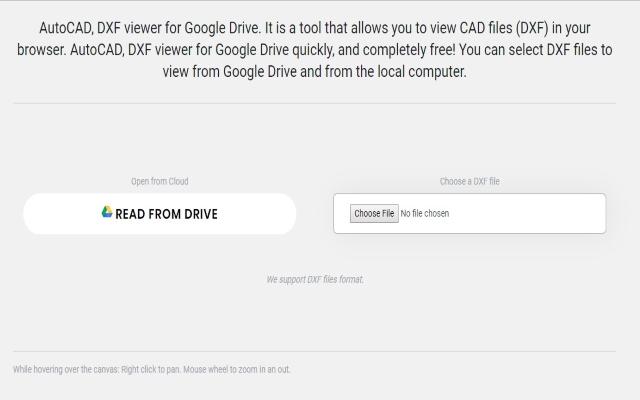 AutoCAD Viewer - G Suite Marketplace