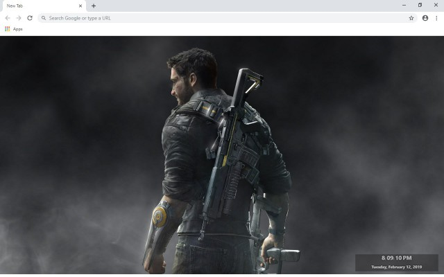 Just Cause 4 New Tab & Wallpapers Collection