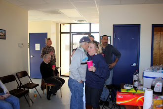 Photo: Libby and Randy provided the Chili