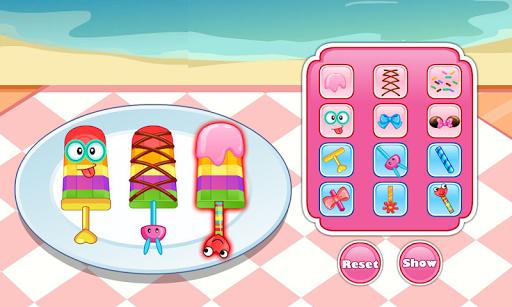 Cook ice pop maker multi color 1.0.0 screenshots 24