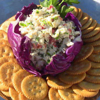 Carolyn's Easy Crab Salad.