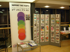 Photo: View from the Top Exhibition - Nottingham Pride