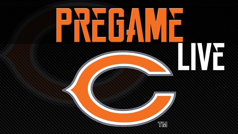 Watch Chicago Bears Pregame Live live