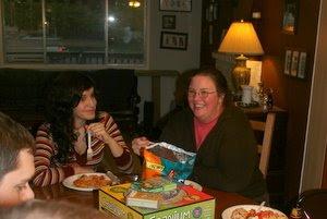 Photo: Becca and Cyndi