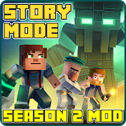 Download Story Mode Season 2 Mod for MCPE APK for Android Kitkat