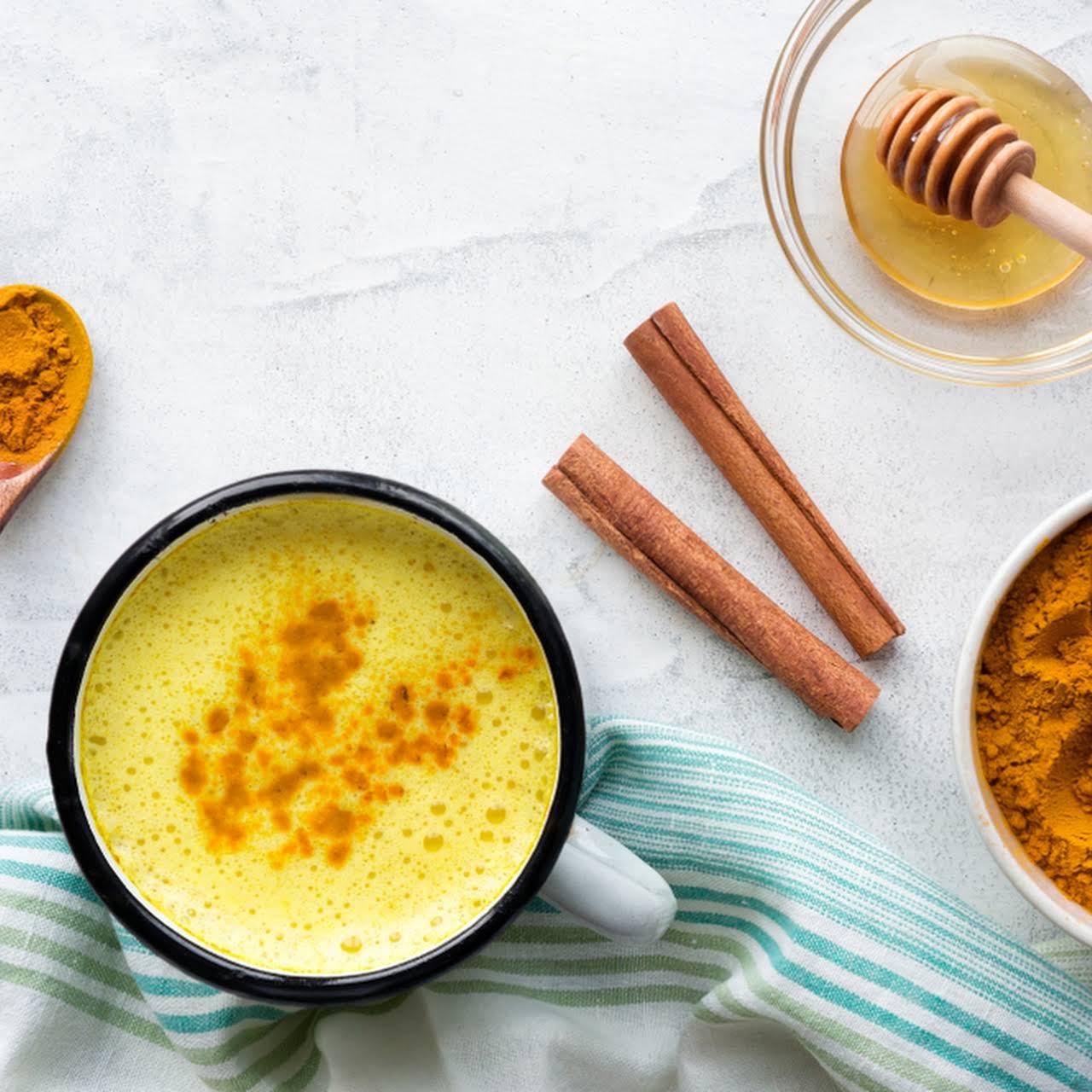 Golden Milk Spice  blend