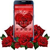 Red Rose Petal Theme