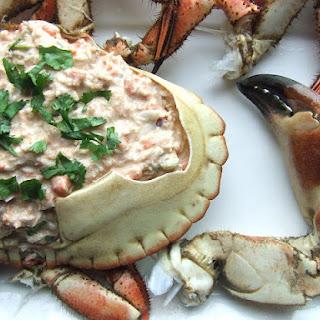Brown Crab.