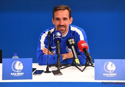 """🎥 Kums is in de wolken met zijn contractverlenging bij Gent: """"Misschien zelfs iets meer scoren"""""""