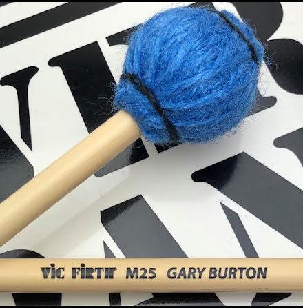 Vic Firth Gary Burton Signature Mallets - M25