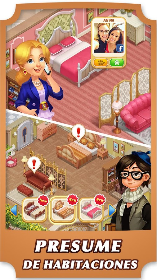 Juegos De Mansion