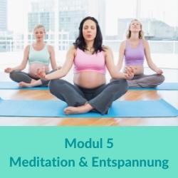 Prenatal Yoga Modul 5