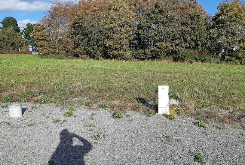 Vente Terrain à bâtir - 640m² à Assérac (44410)