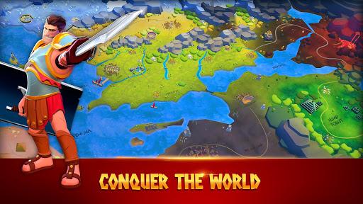 Gladiator Heroes: Clan War Games 2.3.3 screenshots 5