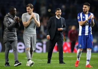Sergio Conceição a donné des nouvelles d'Iker Casillas
