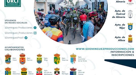 SDomínguez Producciones presenta el cartel de la Vuelta Ciclista a Almería