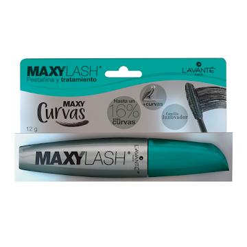 Pestañina MaxyLash Maxy   Curvas y Tratamiento x12gr