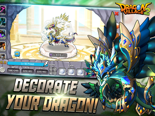 Dragon Village 2 - Dragon Collection RPG screenshots 8
