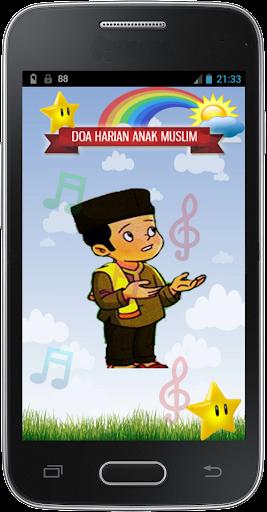 Do'a Harian Anak Muslim