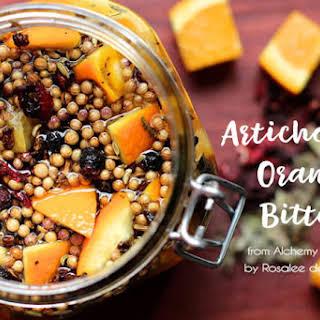 Artichoke & Orange Bitters.