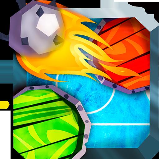 エアホッケーの英雄 體育競技 App LOGO-APP試玩
