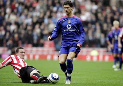 🎥 Throwback thursday: James Morrison is bewegingen van Cristiano Ronaldo beu en weergaloos doelpunt tegen Club Brugge in de Europa League