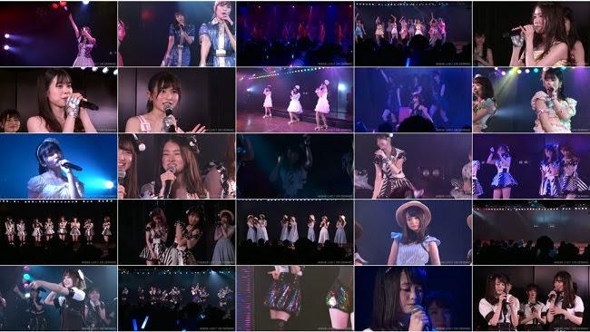 190517 (720p) AKB48 岩立チームB「シアターの女神」公演 樋渡結依 生誕祭