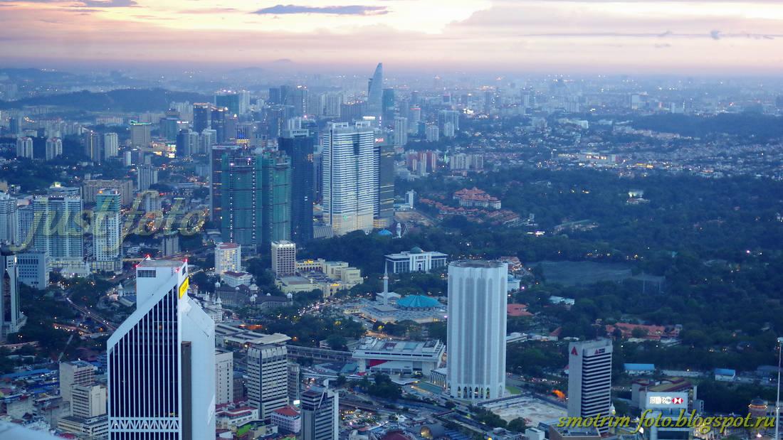 Малайзия, столица Куала-Лумпур