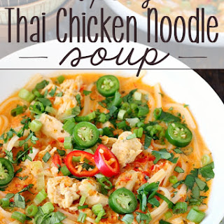Spicy Thai Rice Noodles Recipes