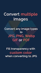 Image Converter - Convert to Webp, Jpg, Png, PDF Screenshot