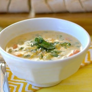 Creamy Vegetable Soup.