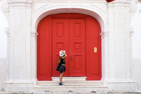 Red Door di JanCaESAR1988