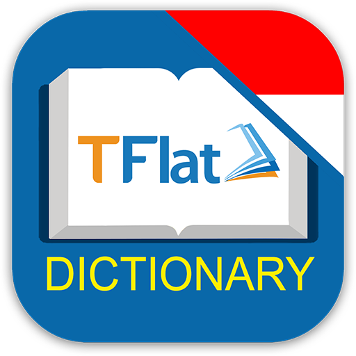 English - Indonesian Dictionary TFlat