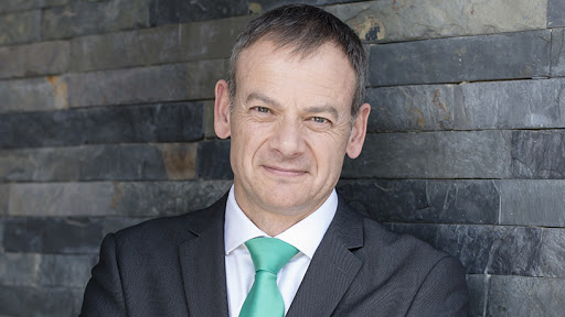 Pieter Bensch, executive VP at Sage Africa and Middle East.