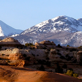 by Kimberly Sheppard - Landscapes Mountains & Hills